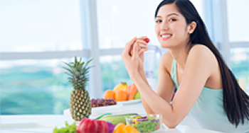 Waktu yang baik untuk makan buah  image